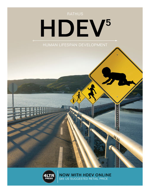 Test Bank For HDEV, 5th Edition By Spencer A. Rathus,ISBN-10: 1337117382, ISBN-13: 9781337117388