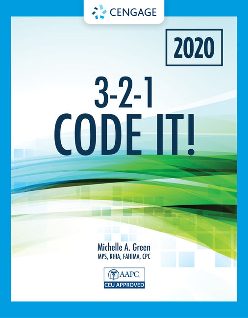 Test Bank for 3-2-1 Code It!, 2020, 8th Edition By Michelle Green,ISBN-10: 035736273X, ISBN-13: 9780357362730