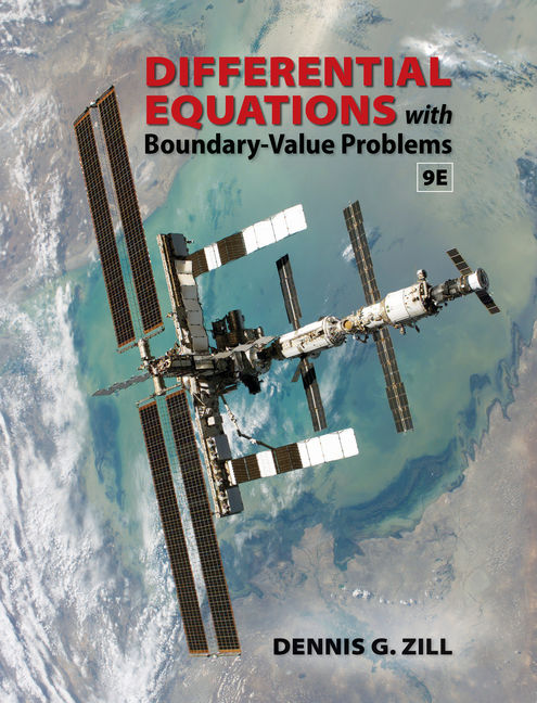 Test Bank for Differential Equations with Boundary-Value Problems, 9th Edition By Dennis G. Zill, ISBN-10: 1337879762, ISBN-13: 9781337879767