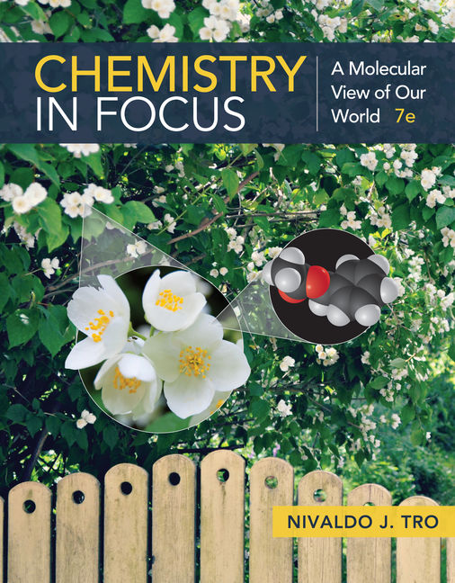 Test Bank For Chemistry in Focus: A Molecular View of Our World, 7th Edition By Nivaldo J. Tro,ISBN-10: 1337399795, ISBN-13: 9781337399791